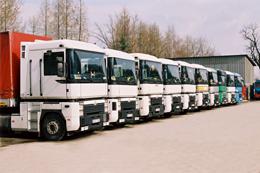 TRANS-TIR Transport międzynarodowy, spedycja, przewóz ładunków niebezpiecznych