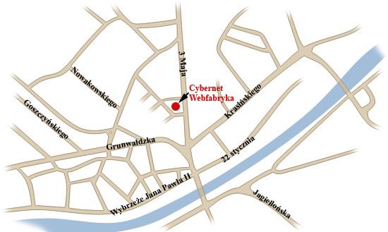 CYBERNET WEBFABRYKA - INTERNET SERVICE PROVIDER