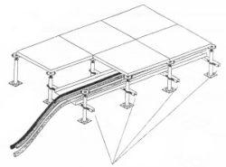 PODEX - podłogi podniesione, artykuły metalowe - hurt-detal