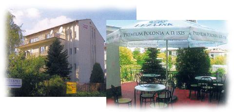 Hotelik, Restauracja ZACISZE