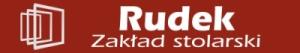 """logo """"Rudek"""" Zakład stolarski"""