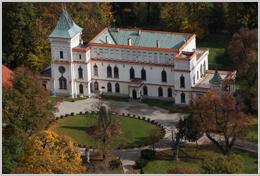 Zespół Zamkowo-Parkowy w Przecławiu