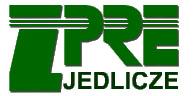 """logo Zakład Produkcyjno - Remontowy Energetyki """"Jedlicze"""""""